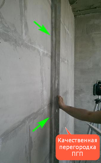 Оштукатуривание пгп цементным раствором садовые дорожки из бетона купить